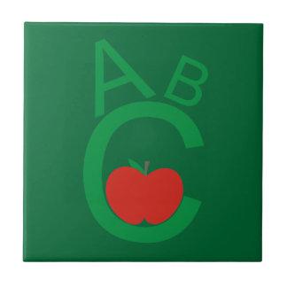 ABC Apple Azulejos