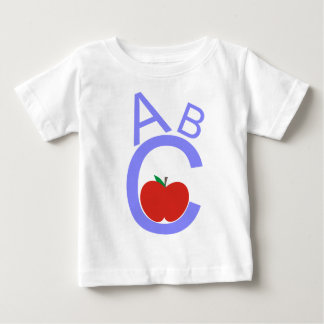 ABC Apple Baby T-Shirt