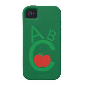 ABC Apple iPhone 4/4S Case