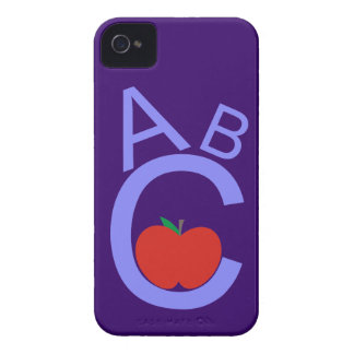 ABC Apple iPhone 4 Case-Mate Case