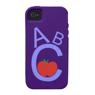 ABC Apple iPhone 4 Case