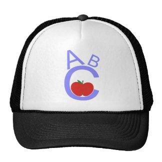 ABC Apple Gorras