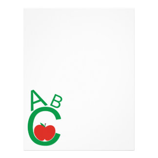 ABC Apple Letterhead