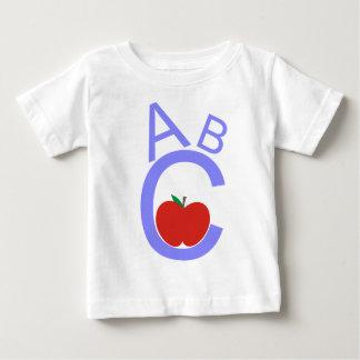 ABC Apple Playera Para Bebé
