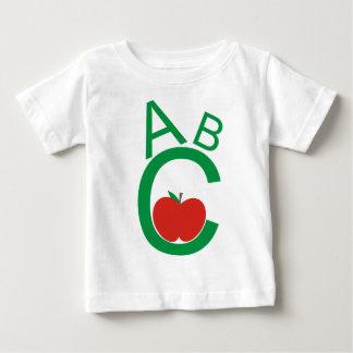 ABC Apple Remera