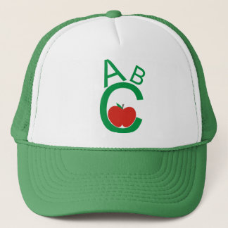 ABC Apple Trucker Hat