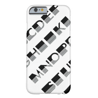 abc barely there iPhone 6 case
