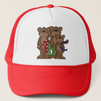 ABC Bears Tshirts and Gifts Trucker Hat