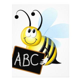 abc Bee Flyer