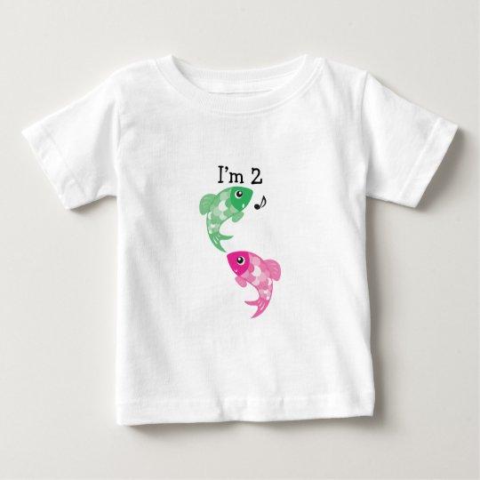 ABC Birthday T-shirts 2nd birthday
