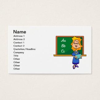 ABC BUSINESS CARD