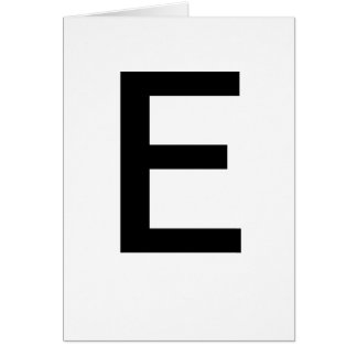 ABC Cards E for Learning ABCs CricketDiane Stuff