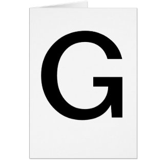 ABC Cards G for Learning ABCs CricketDiane Stuff