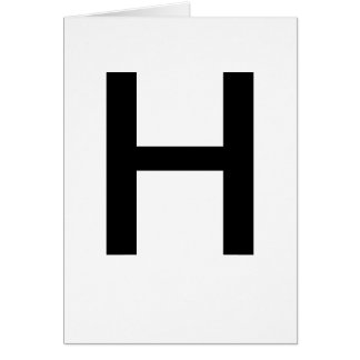 ABC Cards H for Learning ABCs CricketDiane Stuff