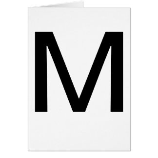 ABC Cards M for Learning ABCs CricketDiane Stuff