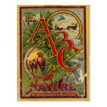 ABC de la naturaleza Postal