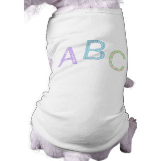 ABC Doggie Ringer T-Shirt