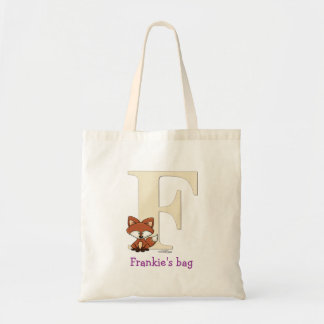ABC - Fox Baby Gifts Tote Bag