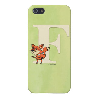 ABC - Fox Gifts iPhone SE/5/5s Cover