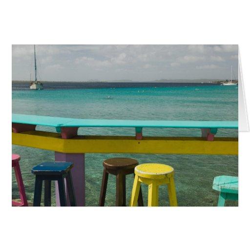 ABC Islands, BONAIRE, Kralendijk: Ocean View Card