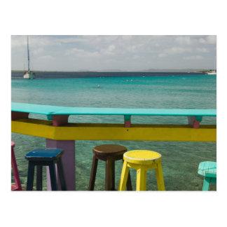 ABC Islands, BONAIRE, Kralendijk: Ocean View Postcard