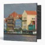 ABC Islands, CURACAO, Willemstad: Harborfront 2 Vinyl Binder