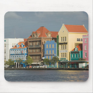 ABC Islands, CURACAO, Willemstad: Harborfront 2 Mouse Pad