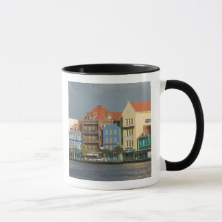 ABC Islands, CURACAO, Willemstad: Harborfront 2 Mug