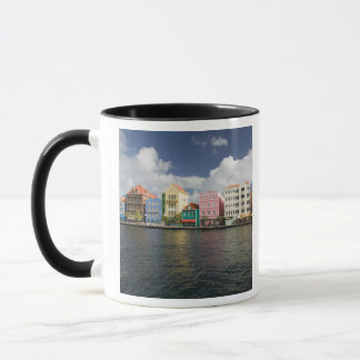 ABC Islands, CURACAO, Willemstad: Harborfront Mug