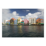 ABC Islands, CURACAO, Willemstad: Harborfront Photo Art