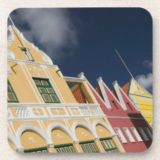 ABC Islands, CURACAO, Willemstad: Punda Beverage Coaster