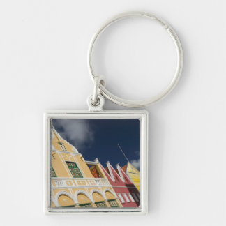 ABC Islands, CURACAO, Willemstad: Punda Keychain