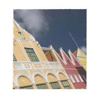 ABC Islands, CURACAO, Willemstad: Punda Notepad