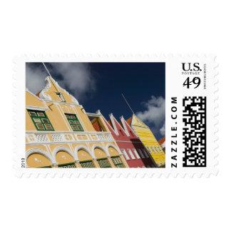 ABC Islands, CURACAO, Willemstad: Punda Postage