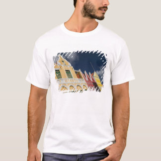 ABC Islands, CURACAO, Willemstad: Punda T-Shirt
