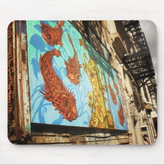ABC No Rio, Lower East Side, New York City Mouse Pad