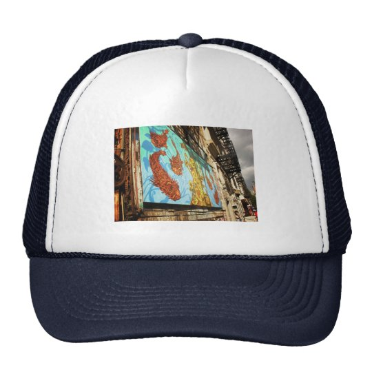 ABC No Rio, Lower East Side, New York City Trucker Hat