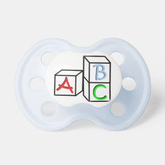 ABC Pacifier