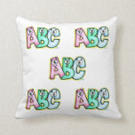 ABC Pillow for kids