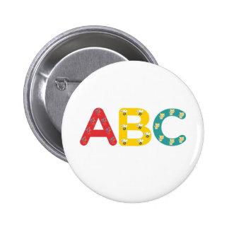 ABC por PaddleDuck Pins