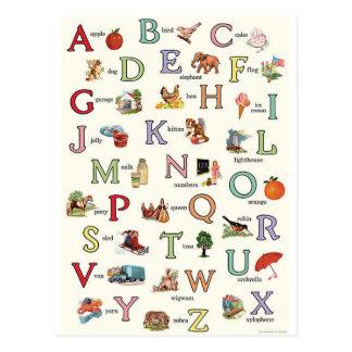 ABC POSTCARD