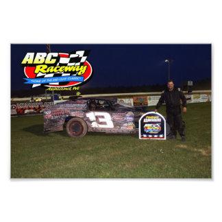 ABC Raceway Photo Print