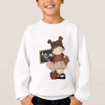 ABC School Girl Sweatshirt