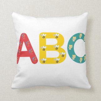 ABC soporta por PaddleDuck Almohadas