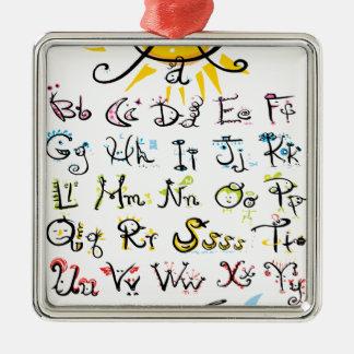 ABC traza Ornamento De Reyes Magos