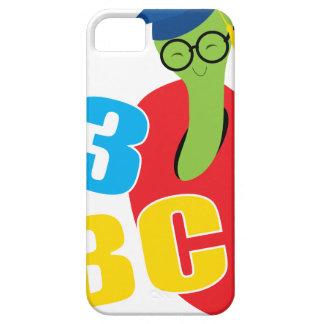 ABC Worm iPhone SE/5/5s Case