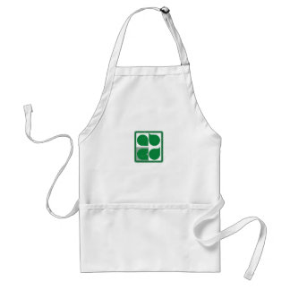 ABCD ADULT APRON