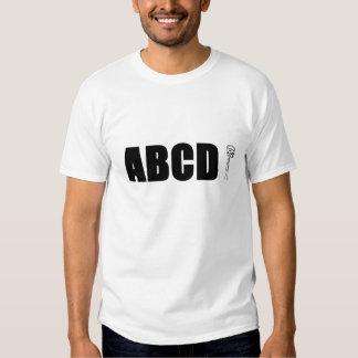 ABCD EFG PLAYERA