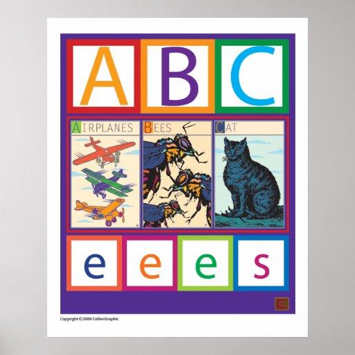 ABCeees-Impresión Impresiones
