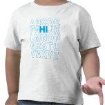 ABCHI_Blue Camisetas